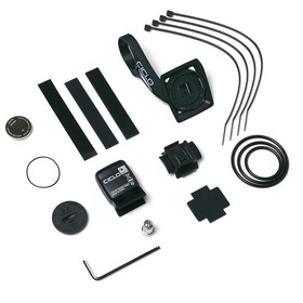 Ciclosport HAC 1.2 Smartnavic Ajotietokone, black/white
